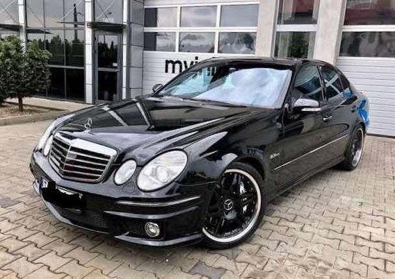 Mercedes-benz Classe E E63 Amg