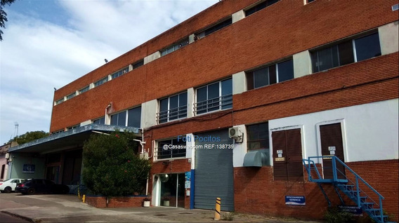 Gran Depósito En Montevideo