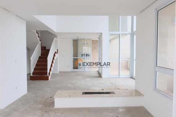 Apartamento Duplex Com 4 Dormitórios, 315 M² - Venda Por R$ 3.000.000,00 Ou Aluguel Por R$ 4.000,00/mês - Santana - São Paulo/sp - Ad0016