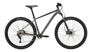 Bicicleta Cannondale R29 Trail 4 1x10 Deore F.hid. Alum 202