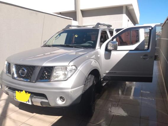 Nissan Frontier 2.5 S Cab. Dupla 4x4 4p 2014