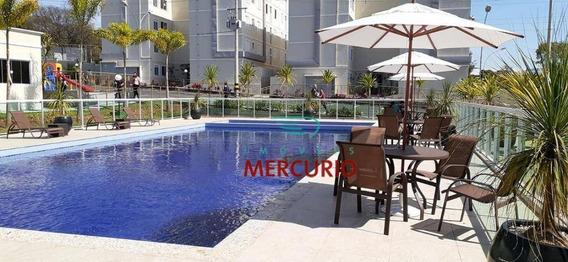 Apartamento Com 2 Dormitórios Para Alugar, 41 M² Por R$ 800,00/mês - Vila Serrão - Bauru/sp - Ap3382