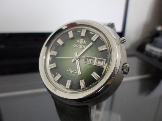 Orient Crystal 27 J 42972 Automatico Caballero