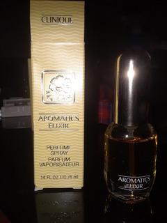 Perfume Miniatura Aromatics Elixir De Clinoque Spray 4 Ml