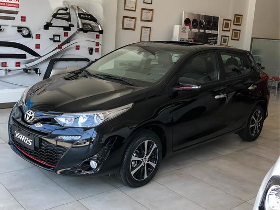 Toyota Yaris 1.5 5 Puertas S Mt 2019 Contado Adp