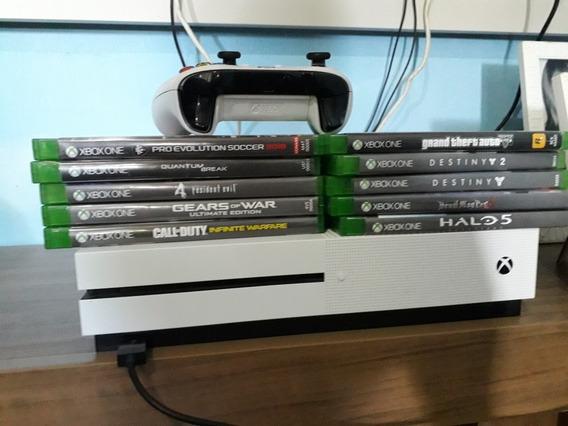 Xbox One S/ Apenas Troca, Leiam A Descrição.