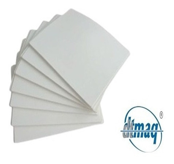 Goma Laserable Sin Olor Para Sellos Espesor 2,3 Mm Tamaño A4