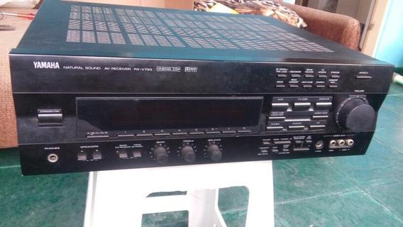 Yamaha Am E Fm Rxv 793....parado...leia Tudo...veja Fotos...