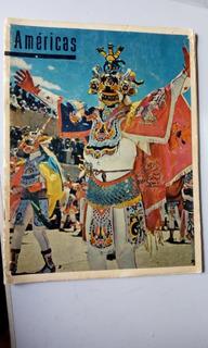 Revista Américas Volume 21, Número 3, Março 1969. Raríssimo!