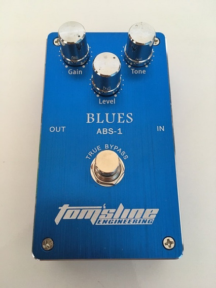 Pedal Tomsline Blues Abs-1 Overdrive