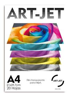 Film Semitransparente Acetato Art-jet® A4 20hojas