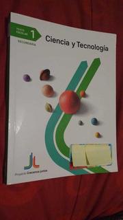 Libro Texto De Ciencia Y Tecnología 1 Secundaria Santillana