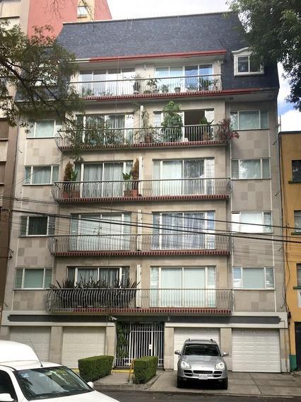 Departamento En Renta En Polanco, Ibsen Casi Esq. Emilio Castelar | Departamento En Renta