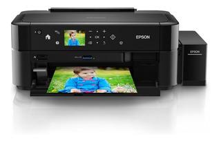 Impresora Epson L810 Sistema Continuo Ecotank Imprime Cd Dvd