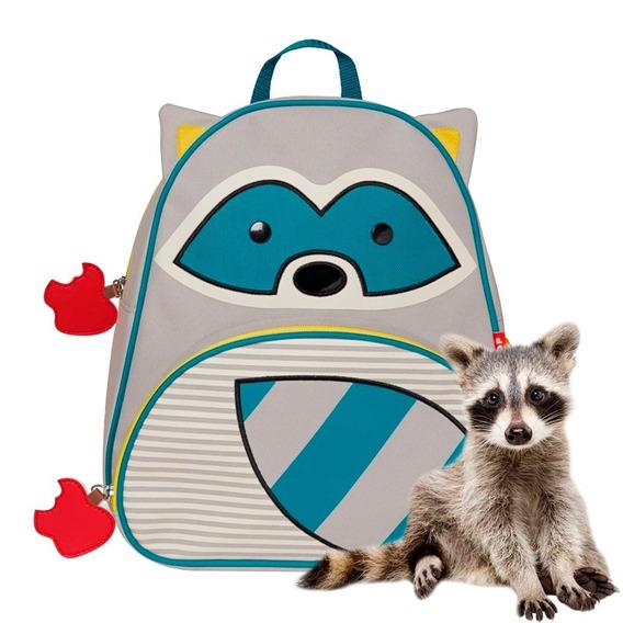 Mochila Skip Hop Infantil Mapache 100% Original 210229