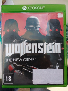 Wolfenstein The New Order Xbox One -- The Unit Games