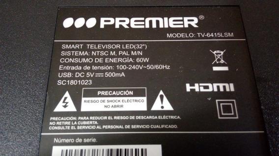 Placa Funções Com Sensor Tv Premier Tv-6415lsm