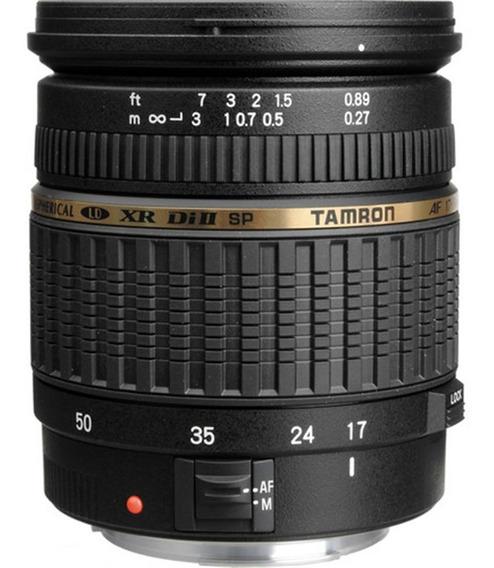 Objetiva Tamron 17-50mm F/2.8 Xr Di Li P Canon - Usada