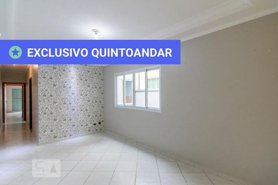 Apartamento No 4º Andar Com 2 Dormitórios E 2 Garagens - Id: 892951785 - 251785