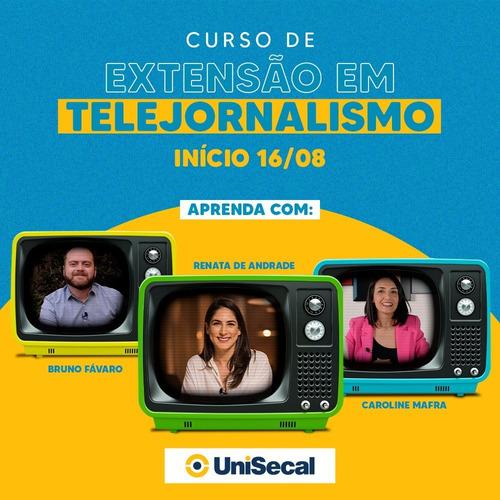 Workshop De Telejornalismo