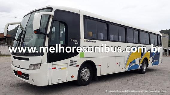 Ônibus Motor Dianteiro Rodoviario - Mb Of-1722 - El Buss 320