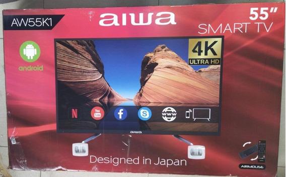 Tv Aiwa 55 Smartv 4k
