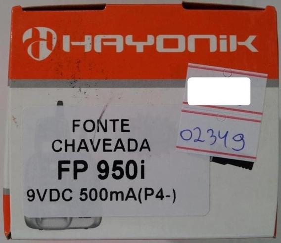Fonte Hayonik 9vdc 500ma Fp950i P4 C-
