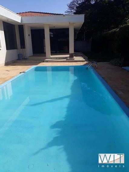 Casa Para Alugar, 350 M² Por R$ 7.000/mês - Nova Campinas - Campinas/sp - Ca0407