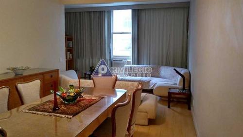 Imagem 1 de 23 de Apartamento À Venda, 3 Quartos, 1 Suíte, 1 Vaga, Copacabana - Rio De Janeiro/rj - 3381