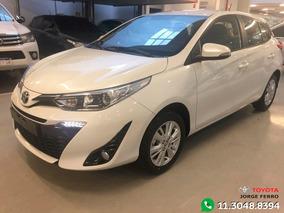 Nuevo Toyota Yaris 2019 Xls Pack Cvt - Precio De Lanzamiento