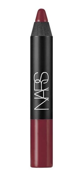 Nars Velvet Matte Lip Pencil Travel Size In Do Me Baby 1.8 G