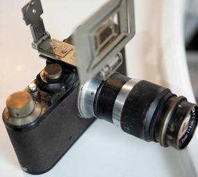Leica Ii - Lente 135mm- N° 188750 -1936