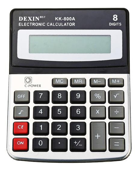 Calculadora De Escritório Mini Desktop 8 Dígitos Calculadora