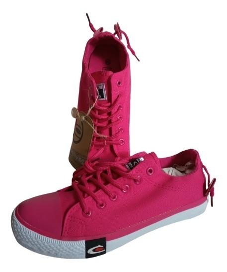Zapatos Tipo Converse Canvas Para Dama