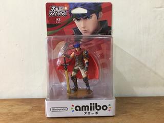 Amiibo Ike Super Smash Bros Nintendo Fire Emblem Nuevo