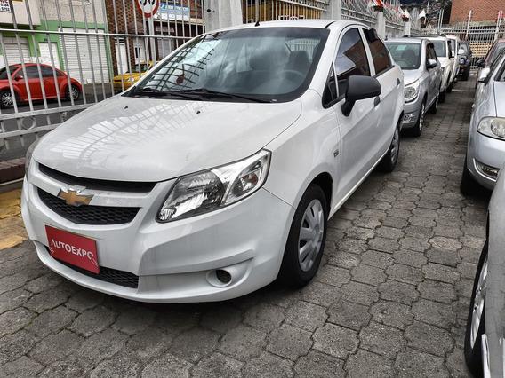 Chevrolet Sail Ls Sedán Mec 1,4
