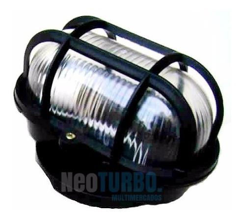 3 Luminária Lustres Tartaruga Pvc Lente Pp - P/ Iluminação