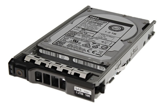 Disco Rígido Hd Dell 0kv02 1.2tb Sas Hot Plug Com Gaveta