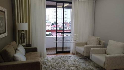 Imagem 1 de 16 de Apartamento À Venda, 82 M² Por R$ 385.000,00 - Vila Valparaíso - Santo André/sp - Ap9762