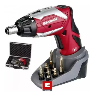 Atornillador Inalambrico Einhell Rt-sd 3,6 Li Kit