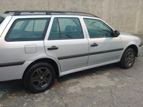 Volkswagen Parati 1.6 City Total Flex 4p 2005