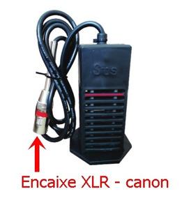 Refil Eletrodo (array Matriz) Para Detox Encaixe Xlr- Canon