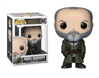 Pop! Tv: Game Of Thrones - Davos Seaworth Funko Got