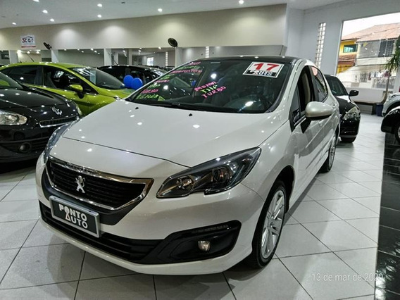Peugeot 308 Allure 1.6 Turbo 2017