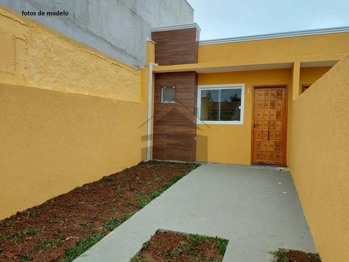 Imagem 1 de 15 de Casa - Campo De Santana - Ref: 2249 - V-2249