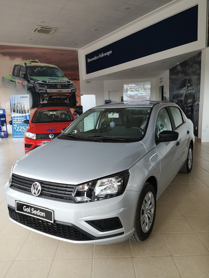 Volkswagen Gol Sedán 1.6 Mt 2020