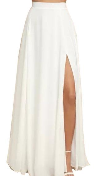 Faldas Para Mujer Limonni Claudette Li2184 Largos Elegantes