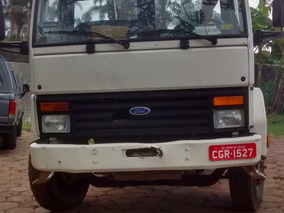 Ford Cargo 1617 Poliguindaste Duplo + 10caçambas 5m3