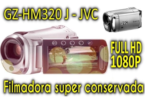 Filmadora Gz-hm320 J - Jvc (filma Em Full Hd 1080p)