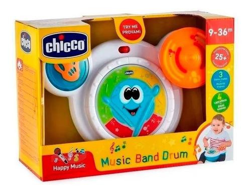 Imagen 1 de 3 de Batería Bebe Musical Chicco Con Luz Y Sonido Creciendo